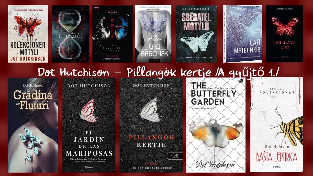 Értékelés - Dot Hutchison: Pillangók kertje