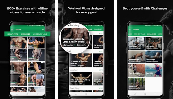 Daily Tech Trends Fitvate Amazing Gym Workout Trainer Fitness Coach App