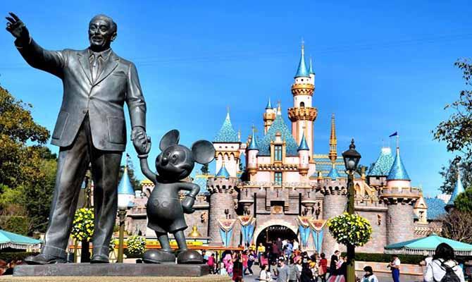 Disneyland Park Travel