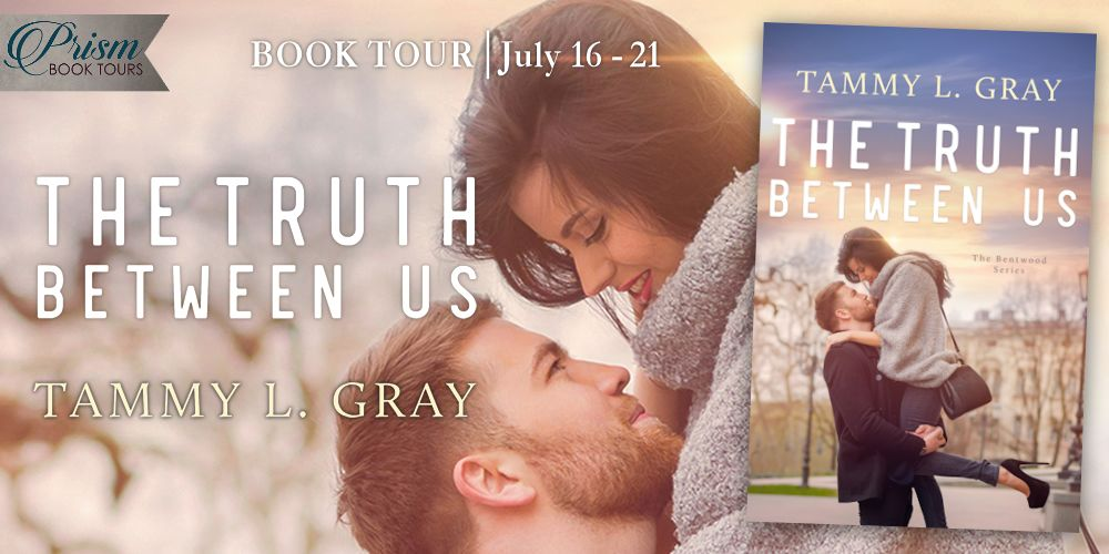 We're launching the Book Tour for THE TRUTH BETWEEN US by TAMMY L. GRAY!