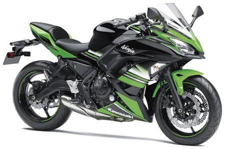 Spesifikasi dan Harga Kawasaki Ninja 650 2017
