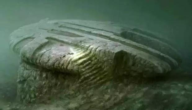 Είναι 14000 ετών UFO αυτό που βρέθηκε στη βαλτική Θάλασσα; (Video)