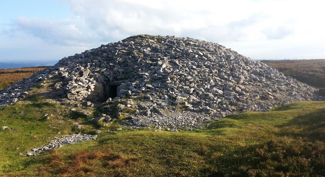 Secrets of ancient Irish funeral practices revealed