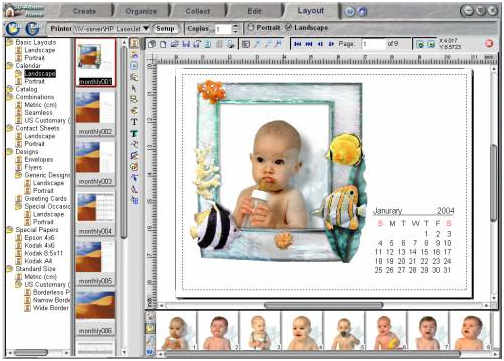 photo album design software free download full version