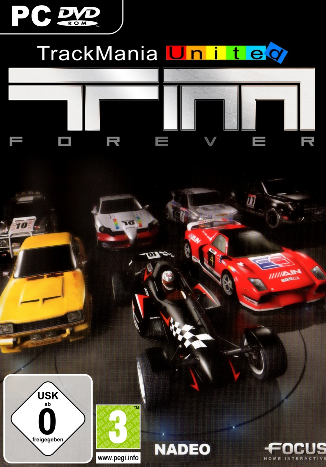 Trackmania United Forever Full Version Game Download