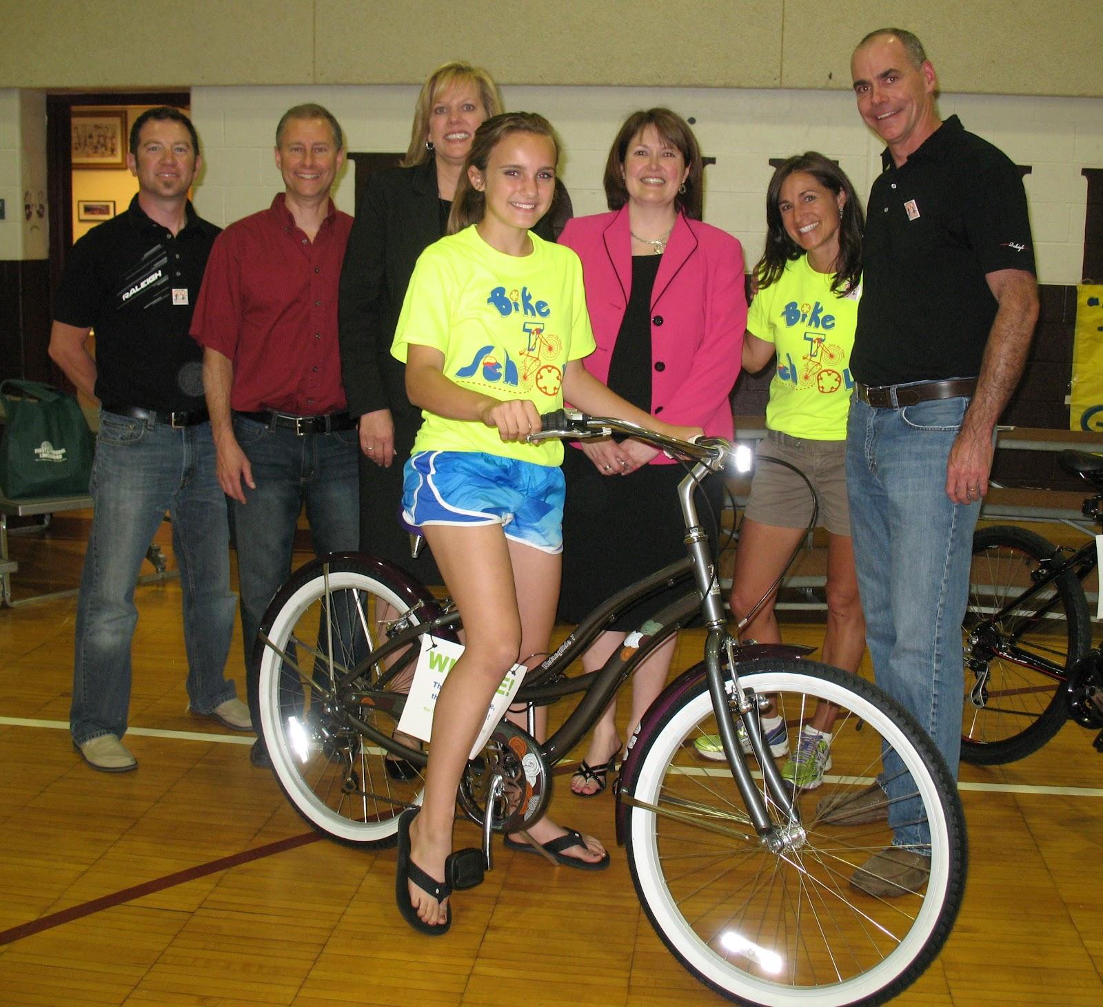Century Cycles Blog: Rocky River Bike To School: 12,240