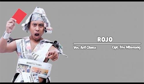 Lirik Lagu Arif Citenx - Rojo