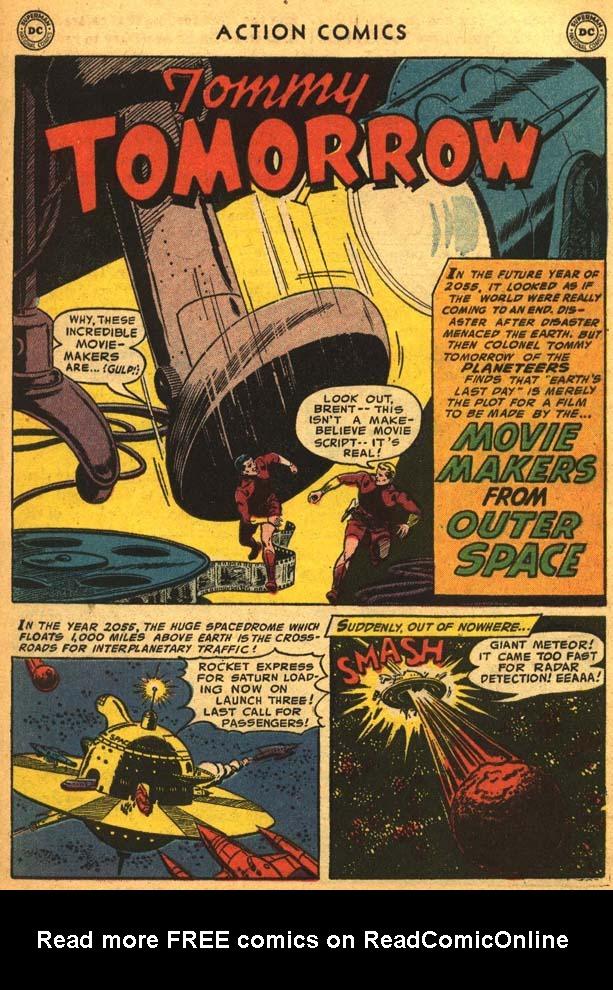 Action Comics (1938) 210 Page 28