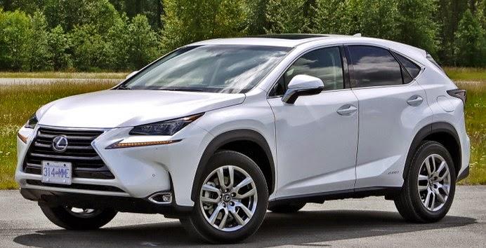 2017 Lexus Nx 300h Hybrid Release Date