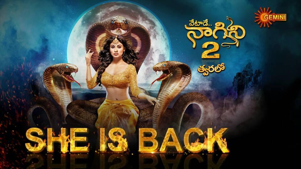 Naagini 2 Telugu Gemini Tv, 15th June 2017, Watch Online Naagini 2 Serial, Gemini Tv Serial, 15-06-2017 Episode 09