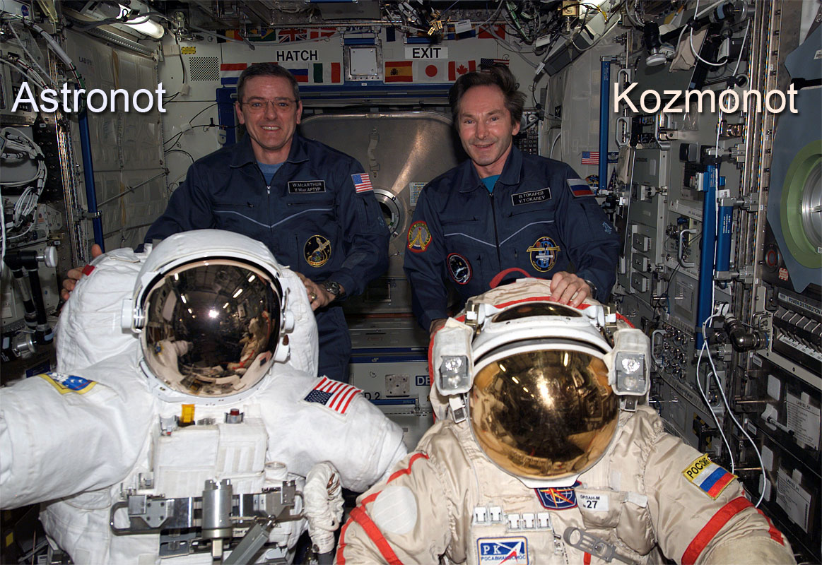 an astronaut in a space suit is motionless in outer space - photo #14