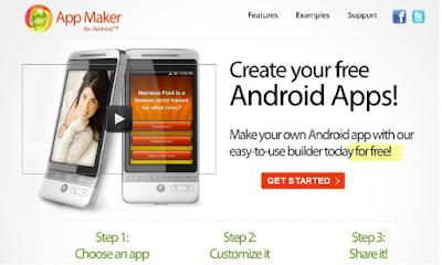 cara membuat game dengan androids apps maker
