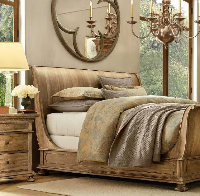 Mirrored Furniture Bedroom: Bedroom And Bathroom Ideas