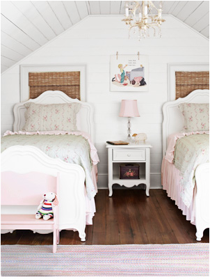 Key Interiors by Shinay: 29 Country Young Girls Bedrooms on Beautiful:9Ekmjwucuyu= Girls Room Decoration  id=11757
