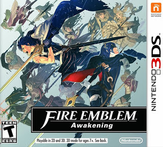Fire Emblem: Awakening, 3DS, Español, Mega, Mediafire