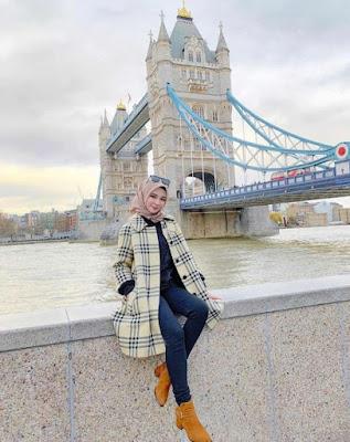 model hijab kekinian terbaru