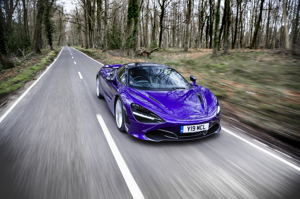 McLaren confirms New Forest as latest UK retail location