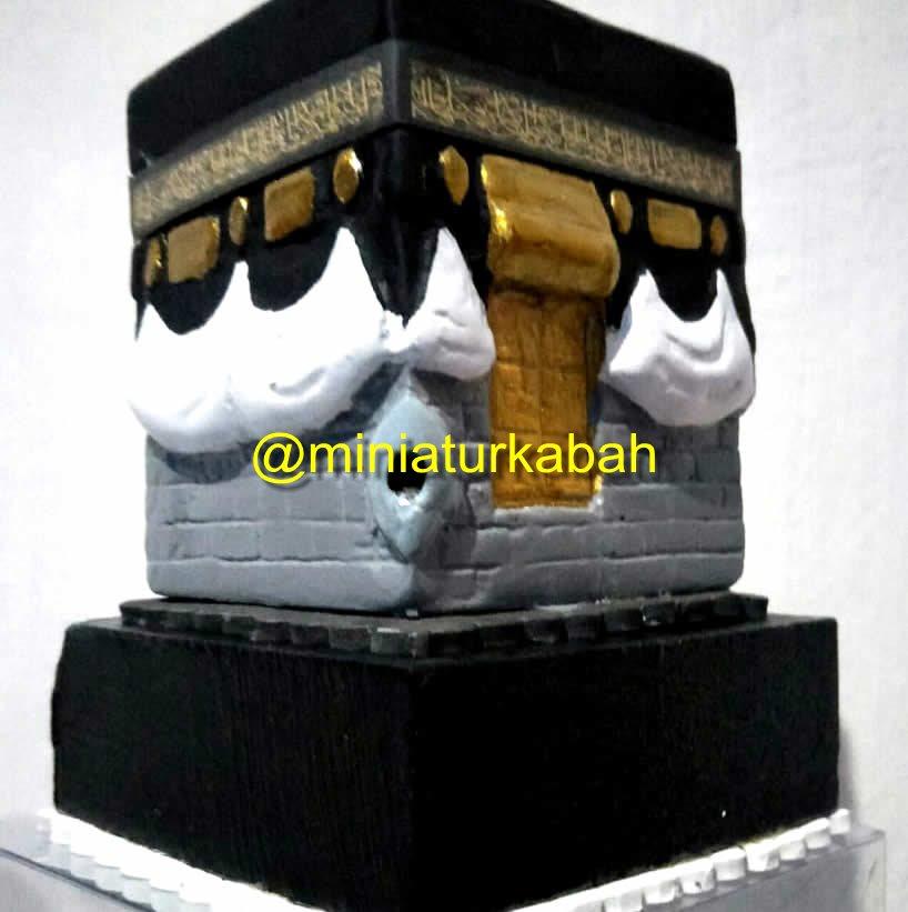 miniatur kabah / ka'bah