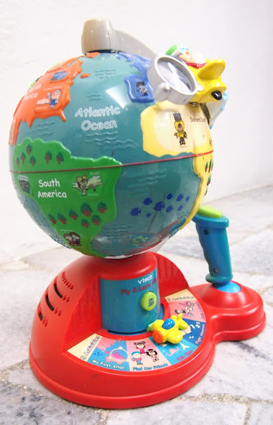 Juaimurah Vtech Fly Learn Globe