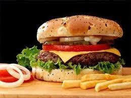 Kuliner Indonesia - Burger Blenger
