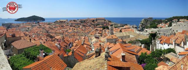 Dubrovnik - desde las murallas...