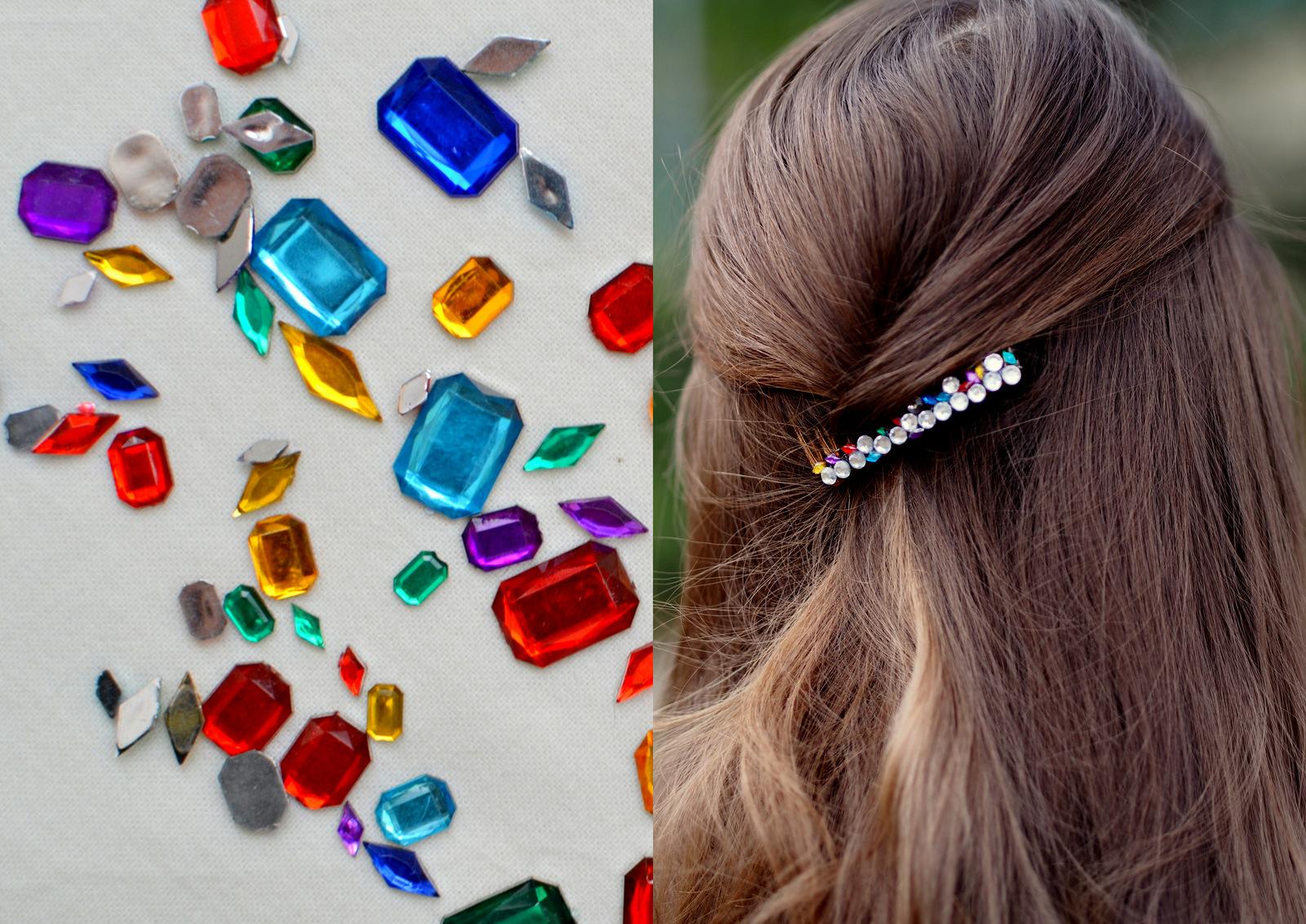 DIY: zaujmite s vlastnoručne vyrobenou ozdobou vo vlasoch // fashion trend AW 17/18