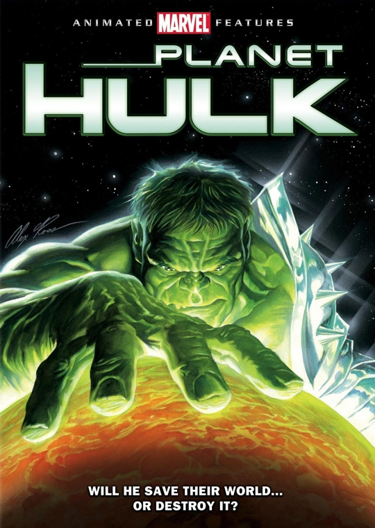 MARVEL: PLANET HULK (2010) ταινιες online seires oipeirates greek subs
