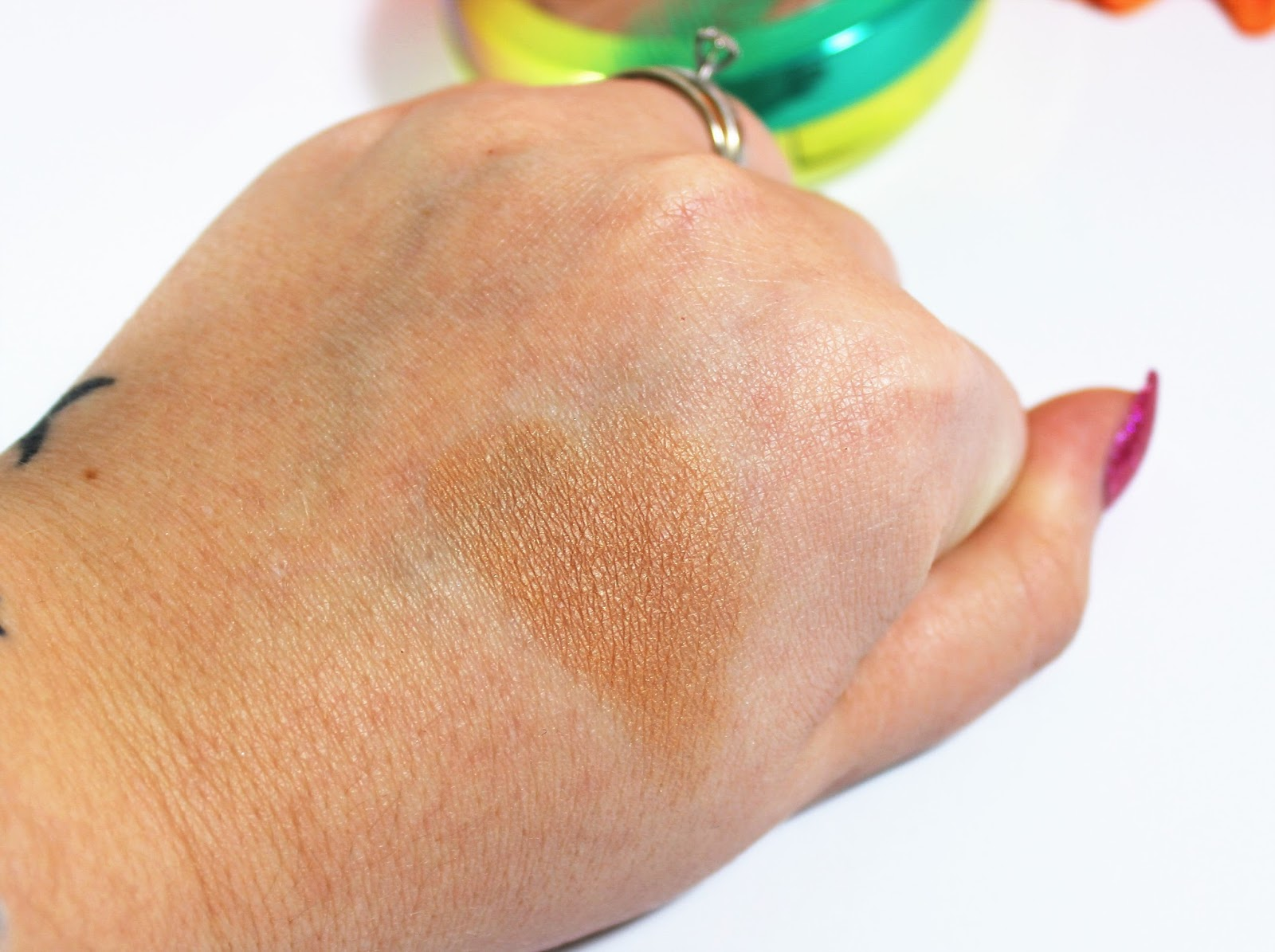 Physician's Formula Butter Bronzer review and swatches