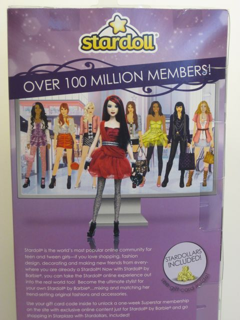 A Review of Stardoll Fashion Dolls by Mattel | The Toy Box