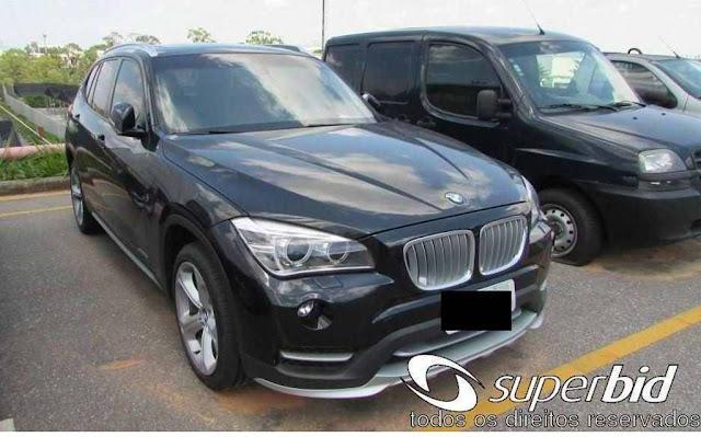 BMW X1 2015 - leilão