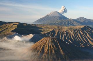 Gunung Bromo - berwisata sunrise di Penajakan 1