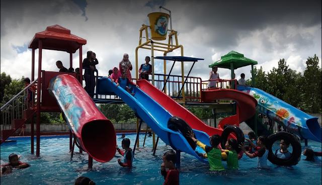 fasilitas kolam adellia tirta