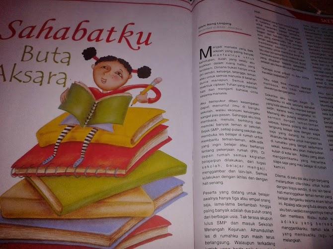 Cara Mengirim Naskah Tulisan Ke Majalah POTRET