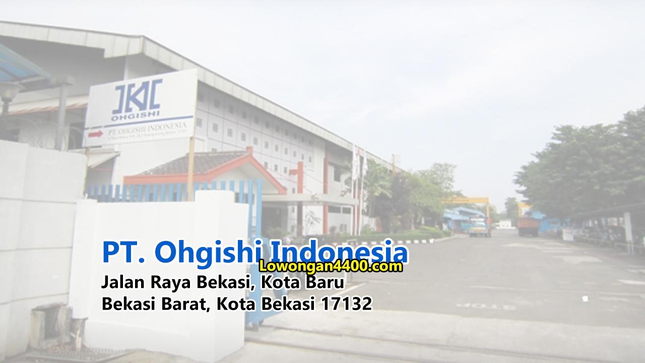 PT. Ohgishi Indonesia