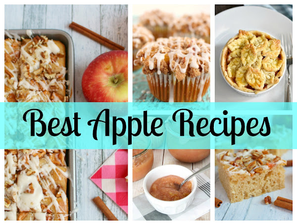 This Fall's Best Apple Recipes