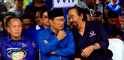 Ridwan Kamil Jelaskan Soal 'Nasdem Punya Kejaksaan', Ini Komentar Pedas Netizen