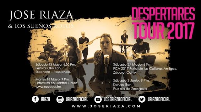 José Riaza regresa a Puebla