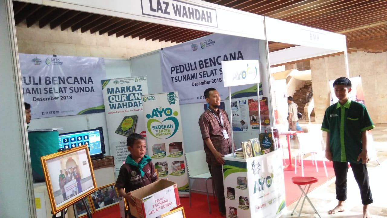 Meriahkan Festival Republik 2018, LAZIS Wahdah Ajak Warga Untuk Lebih Peduli