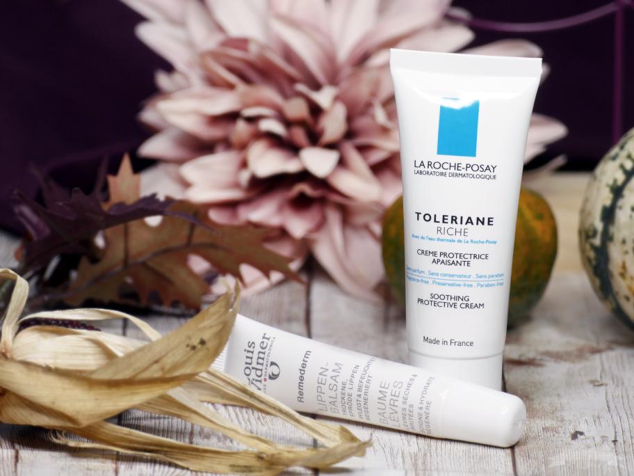 Hautpflege im Herbst - 10 Tipps für schöne Haut Gesichts- & Lippenfpflege