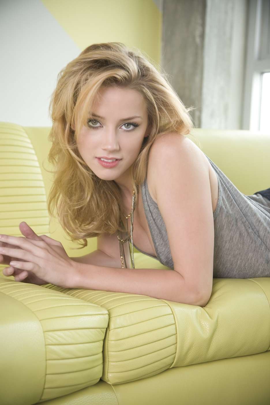 Amber Heard Is The Most Scientifically Beautiful Woman: Faces: Amber Heard