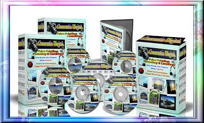 Paket Video Tutorial Photoshop