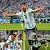 Argentina 2 x 1 Nigéria !! Inesquecível !!