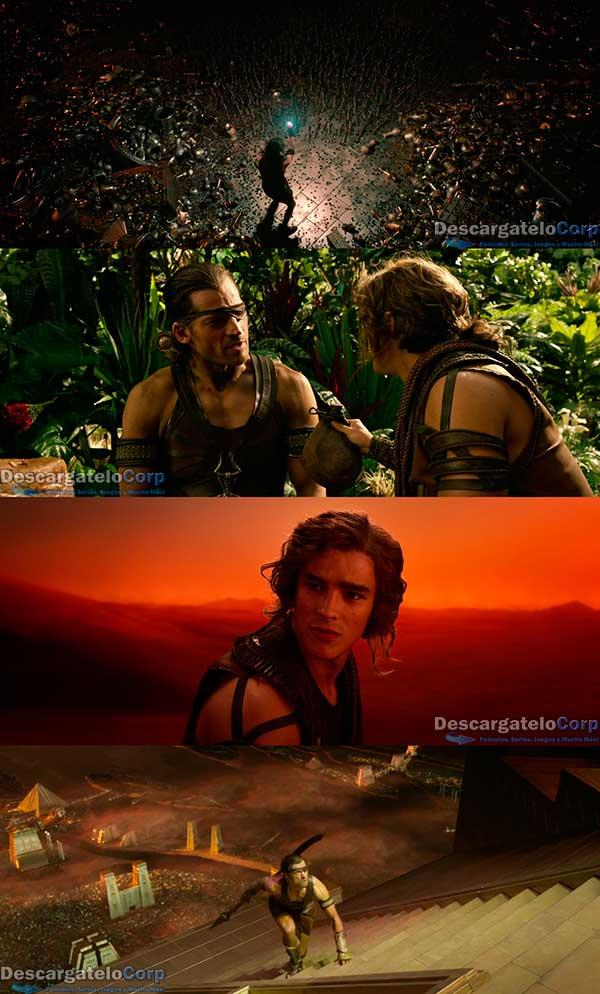 Gods of Egypt HD 1080p