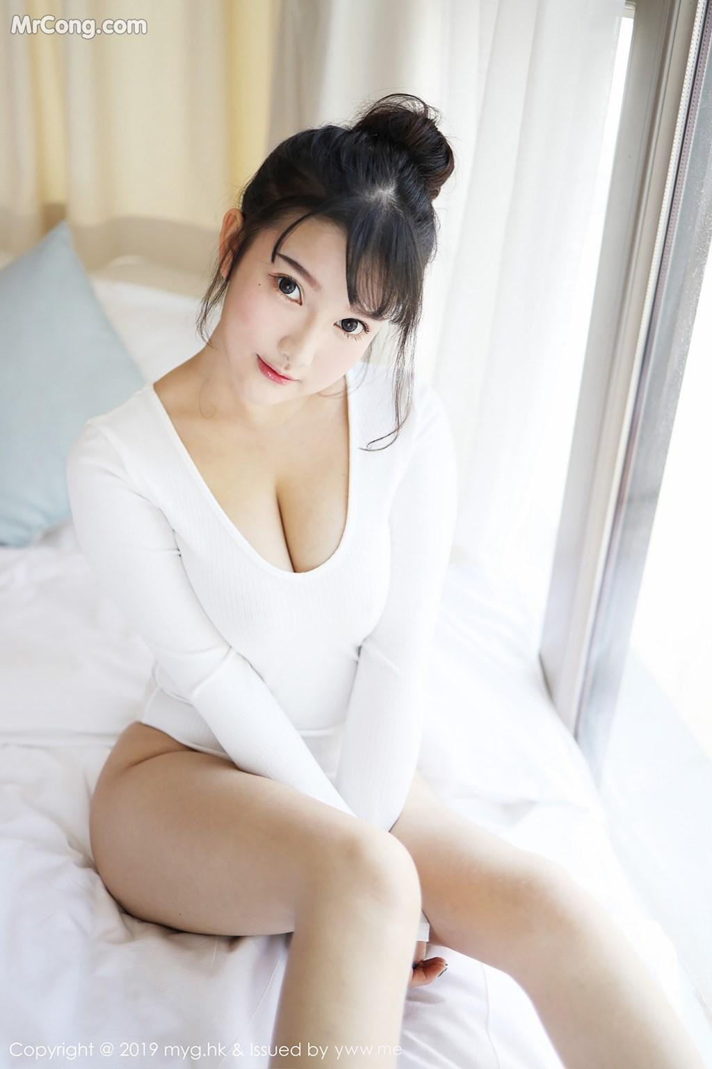 Image MyGirl-Vol.342-Xiao-You-Nai-MrCong.com-007 in post MyGirl Vol.342: Người mẫu Xiao You Nai (小尤奈) (41 ảnh)