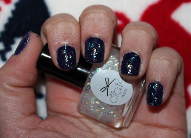 ciaté snow globe nail polish