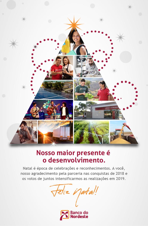 Feliz Natal 2018 e um 2019 próspero de paz, harmonia e felicidades cecdabc8d4