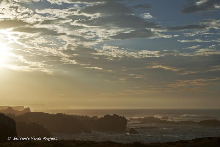 Ruta Playa del Bocal Atardecer - Cantabria por El Guisante Verde Project