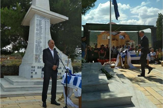 Γιάννης Γκιόλας: Λίμνες Αργολίδας Μάιος 1944 - Μαρτυρικό χωριό με 86 θύματα