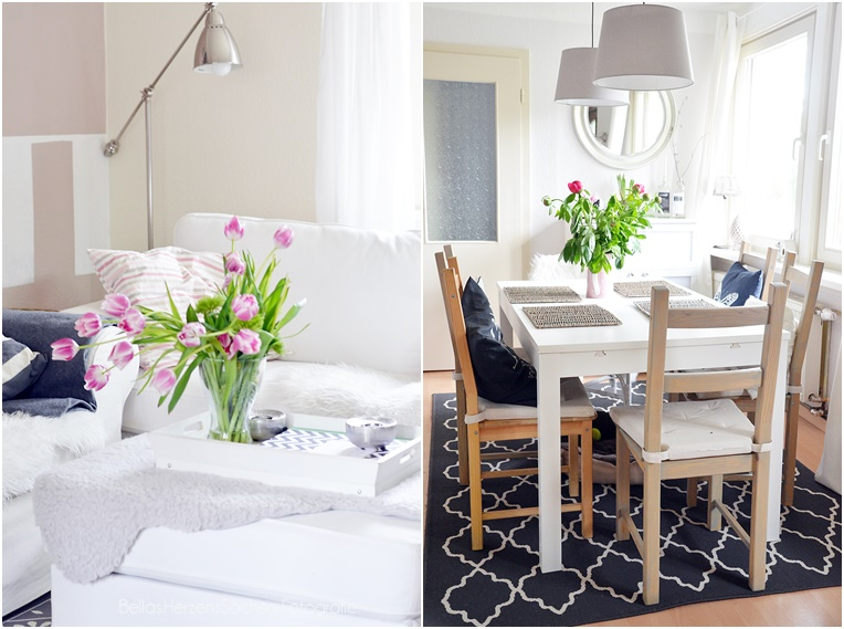 Esszimmer Home wohnen Blog Interieur
