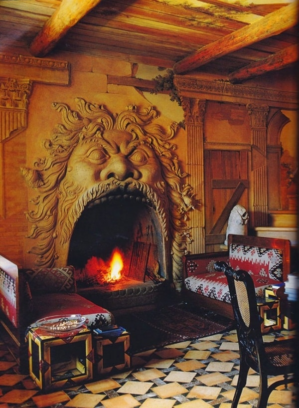 8 Original Fireplaces You Want To Have At Home 6